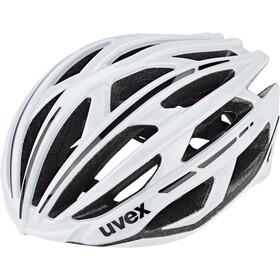 UVEX Race 5 Classic Fietshelm, white
